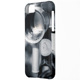 Penny Farthing Lit  Head Lamp iPhone 5C Cases