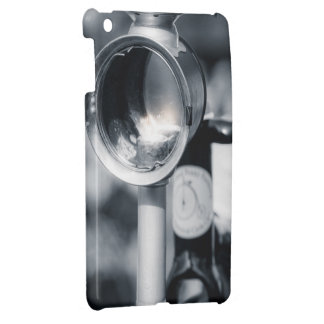 Penny Farthing Lit  Head Lamp Case For The iPad Mini
