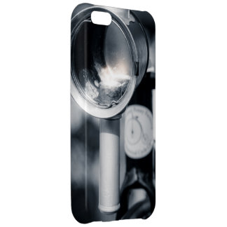 Penny Farthing Lit  Head Lamp Cover For iPhone 5C