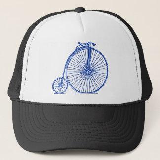 Penny Farthing - Navy Trucker Hat