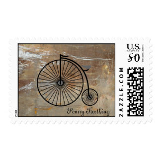 Penny Farthing Postage