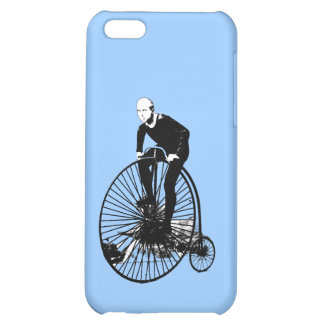 Penny Farthing Vintage Bicycle Art iPhone 5C Covers