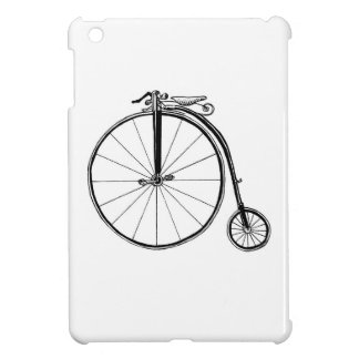 Penny Farthing Vintage Bicycle Illustration Case For The iPad Mini