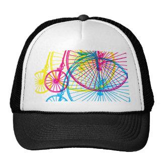 Penny Farthings CMYK Trucker Hat