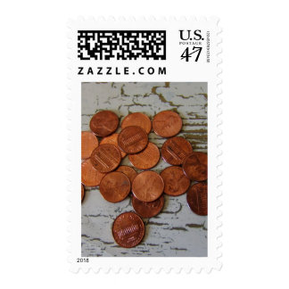Penny for Your thoughts Postage