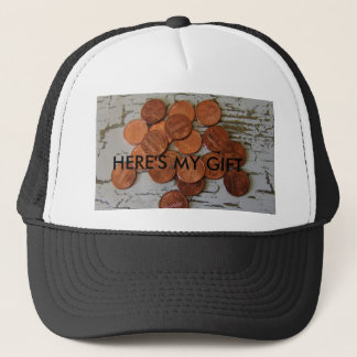 Penny for Your thoughts Trucker Hat
