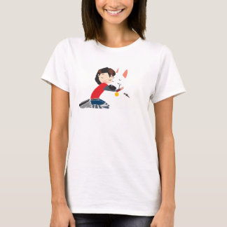 Penny Hugging BOLT Disney T-Shirt