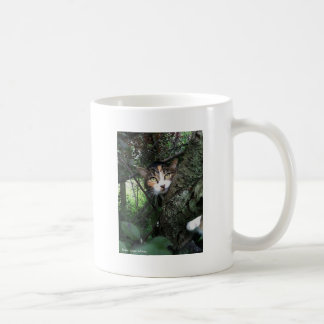 Penny in the tree classic white coffee mug