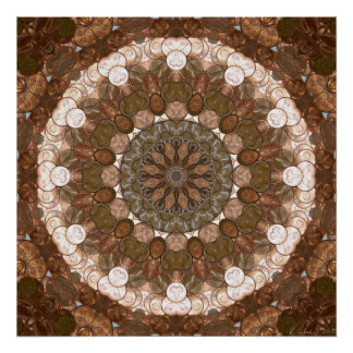 Penny Kaleidoscope Nov 2012 Print