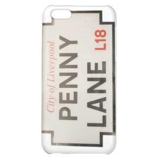 Penny Lane Cover For iPhone 5C