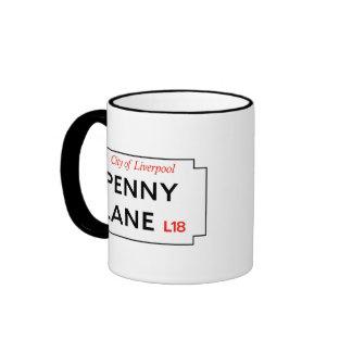 Penny Lane Coffee Mug