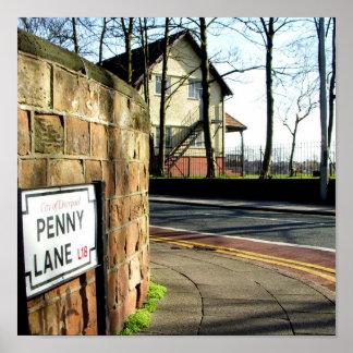 Penny Lane Poster