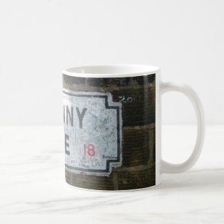 Penny Lane Street Sign Coffee Mug