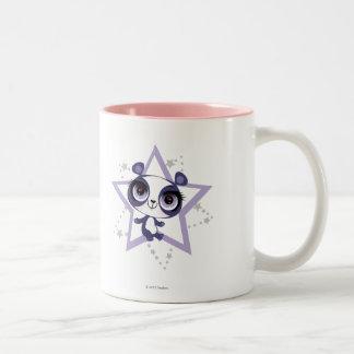 Penny Ling Two-Tone Coffee Mug