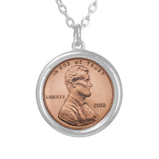 Penny Custom Necklace