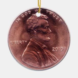 Penny Ornament