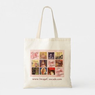 Penny Parrish - Star Spangled Summer Tote Bag