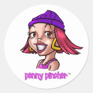 Penny Pincher™ Sticker
