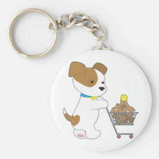 Penny PoppyLove Cute Puppy Key Chains