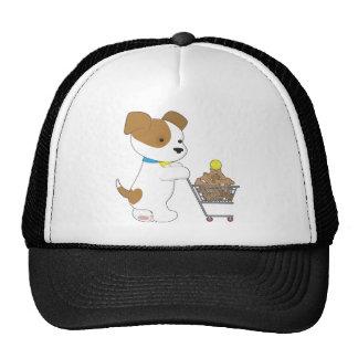 Penny PoppyLove Cute Puppy Trucker Hat