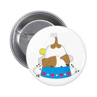 Penny PoppyLove Eating Pinback Buttons