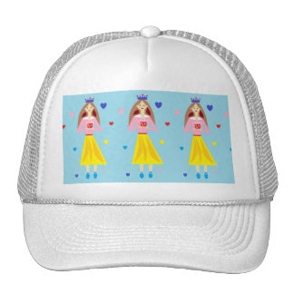 Penny Princess Trucker Hat
