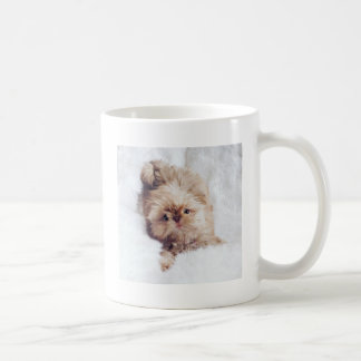 Penny the orange liver Shih Tzu on Cloud 9 Coffee Mug