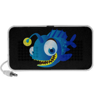 Penny The Piranha Mini Speaker