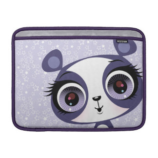 Penny the Sweet Panda MacBook Sleeve