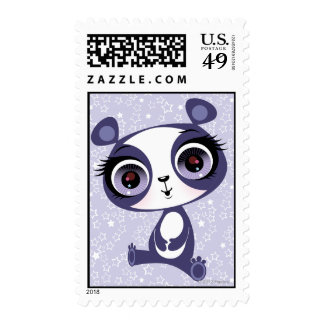 Penny the Sweet Panda Stamps