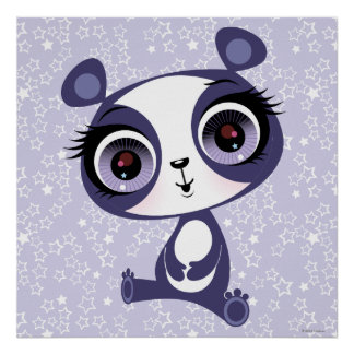 Penny the Sweet Panda Poster