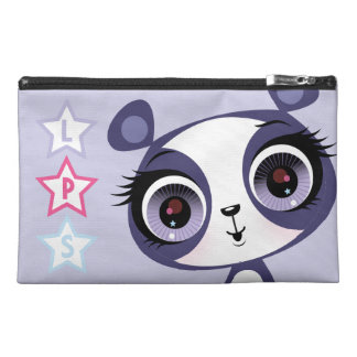 Penny the Sweet Panda Travel Accessory Bags