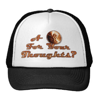 Penny Thoughts. Trucker Hat