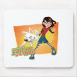 Penny, you're with me Disney Mouse Pad