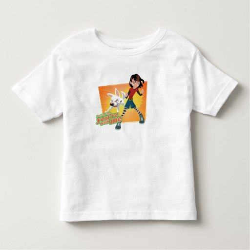 Penny, you're with me Disney Toddler T-shirt