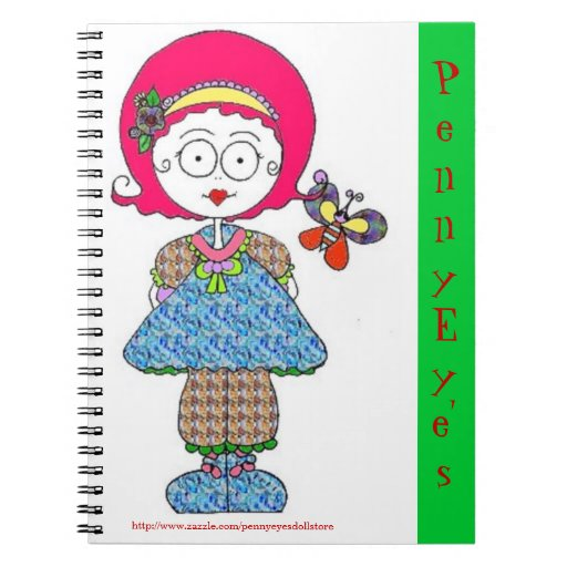 PennyEye's Doll Notebook