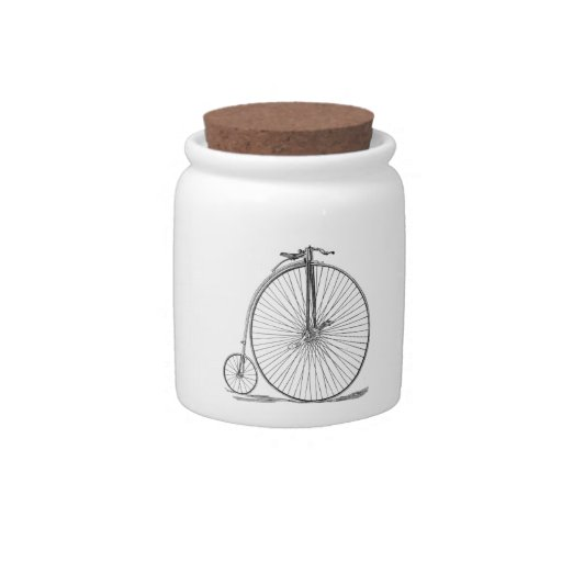 Pennyfarthing Candy Dishes