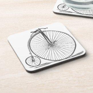 Pennyfarthing Drink Coasters