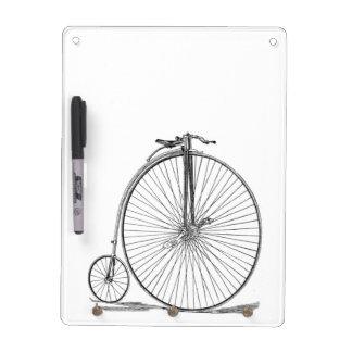 Pennyfarthing Dry-Erase Board