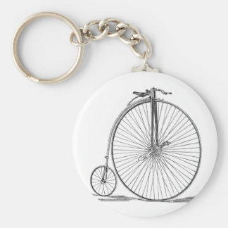 Pennyfarthing Keychains