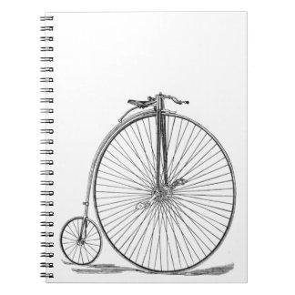 Pennyfarthing Notebook