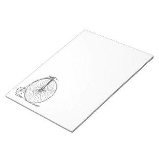 Pennyfarthing Notepad