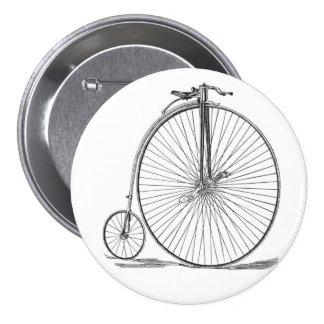 Pennyfarthing Pinback Button