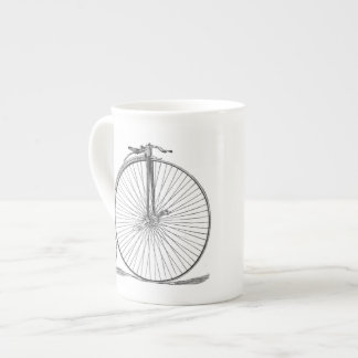 Pennyfarthing Tea Cup