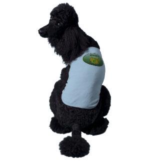 Pennypincher del logro de la interferencia playera sin mangas para perro