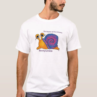 Pennywinkle (The Copper Mollusk) T-Shirt