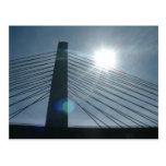 Penobscot Narrows Bridge Postcard