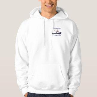 Penobscot Narrows Lobstering Hooded Sweatshirt