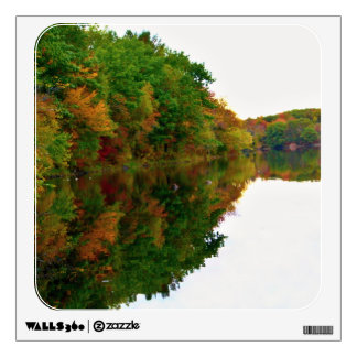 Penobscot River Reflections II Wall Skins