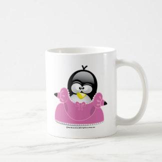 Penquin Princess Coffee Mug